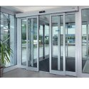 Glass Aluminium Exterior Sliding Doors