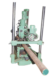 Key Way Milling Cum Drilling Machine