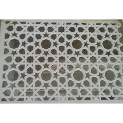White Glass Reinforced Concrete, For Decoration