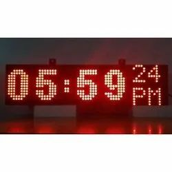LED Counter and Timer Display Board