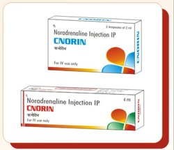 Noradrenaline Injection