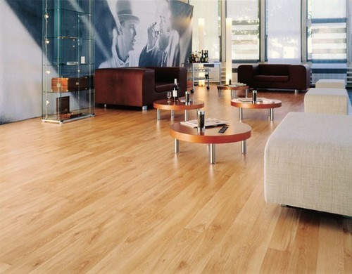 Wood Laminate Flooring, 8 Mm