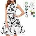 Chetna Organic Cotton Ladies Casual Dress