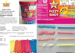 Fizzy Shot Mouth Painter Candy
