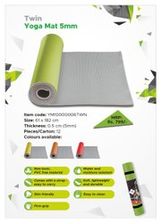 PVC Free Yoga Mat