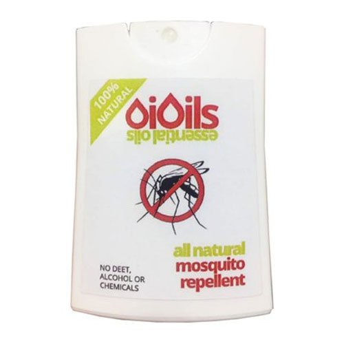 20ml Oioils Essential Oils Mosquito Repellent Human Body Spray