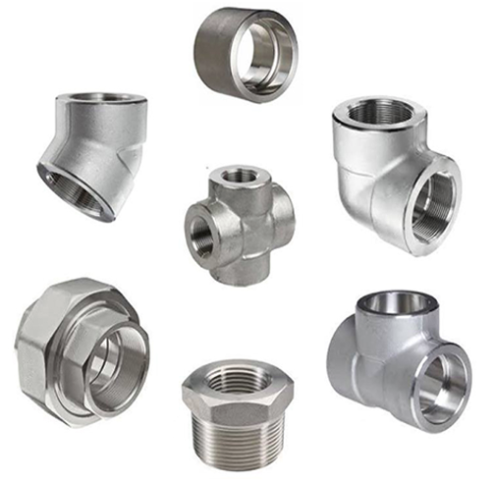 Stainless Steel Fasteners - Hydraulic Fittings Wholesale Trader from