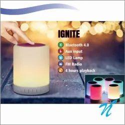 Ignite Lamp Speaker