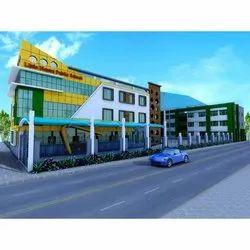 Corporate Exterior Designing Service