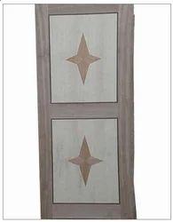 Light Grey Design Veneered Doors
