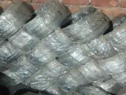 Silver MS Hot Dip Galvanized Wire GI, 55 Mpa, Thickness: 1.6 Mm
