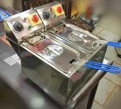 Modern SS Electric Deep Fryer