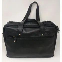 Genuine Premium Leather Unisex Side Bag