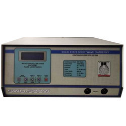 Solid State Short Wave Diathermy Machine