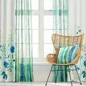 Jacquard Home Curtain Fabric