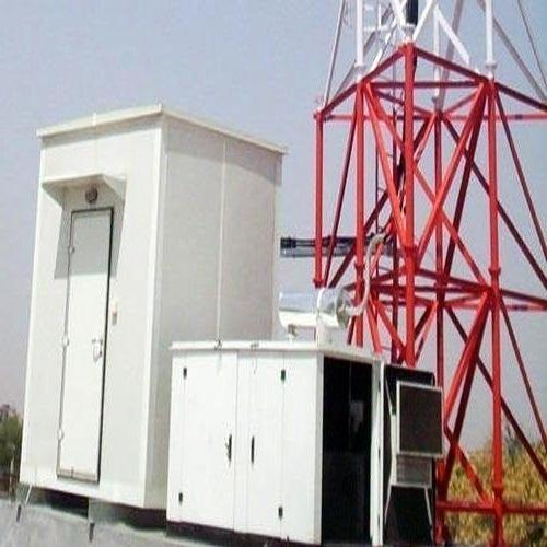 Telecommunications Huts: FRP Railway Telecom Shelter, Rs 35000 /unit, Mitaso Comtel