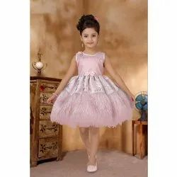 Sequence Kids Party Wear Balloon Frock, Age: 1 - 4 years