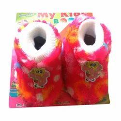 My Kids Infant Fancy Soft Sole Shoes