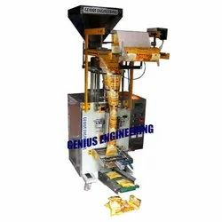 Powder Semi Pneumatic FFS Machine