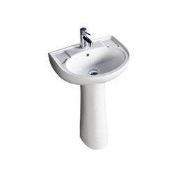 Silva Pedestal Wash Basin