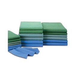 Hospital Cotton Bed Sheets, Size: 36