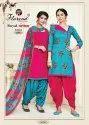 Floreon Royal Patiyala Heavy Rayon Dress Material Catalog Collection