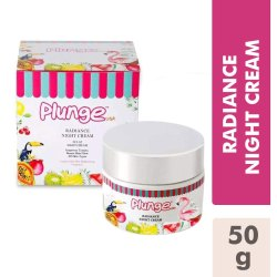 O3  Plunge Natural Radiance Night Cream (50g)