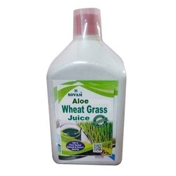 Aloe Wheat Grass Juice