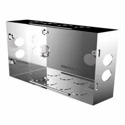 Pressfit - One Concealed Metal Box