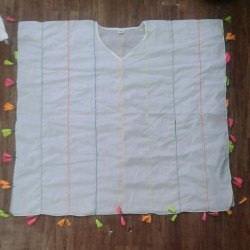 Embroidered Plain Kaftans