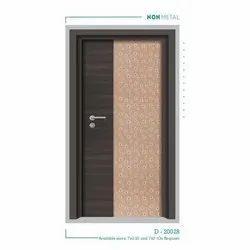 7x3.25 Feet Fancy Wooden Door
