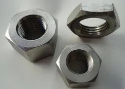 Heavy Hex Stainless Steel Nuts