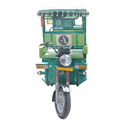 Green Battery Electric Rickshaw