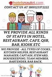 Hospitality Recruitment Service
