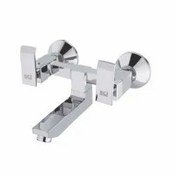Cubik Telephonic Wall Mixer Tap