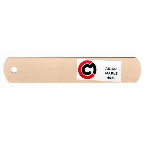PVC Asian Maple 4038 Edge Banding Tape, Packaging Type: Roll