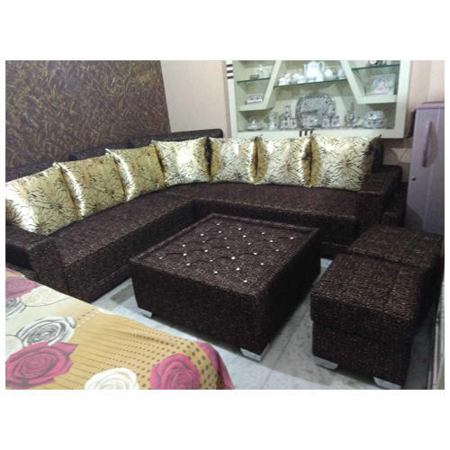 Chocolate Color Sofa Set