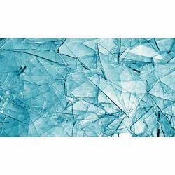 Designer Broken Glass