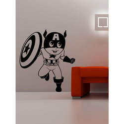 PVC Kids Room Wall Stickers, Thickness: 1 to 2 mm