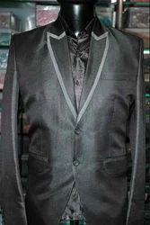 Grey Suit With Shirt Tai Rental Service