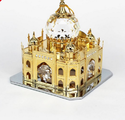 24k Gold Plated Taj Mahal
