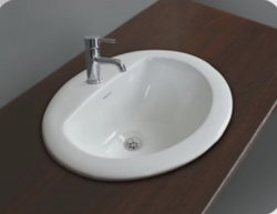 Counter Top Basin Oval