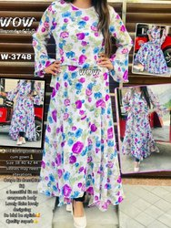 1500842edbf Ethnic Georgette Long Gown