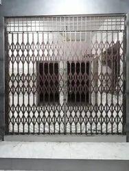 Iron Shutter Gate