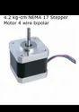 4.2 kg-cm NEMA 17 stepper motor 4 wire bipolar for CNC / 3d printer / Robotics