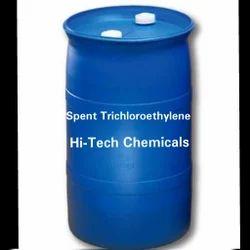 Spent Trichloroethylene