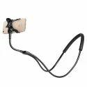 Flexible Mobile Phone Holder Hanging Neck Lazy Necklace Bracket Bed 360 Degree Smartphone Holder