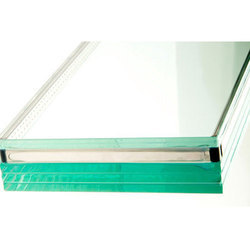 Galss Transparent Safety Laminated Glass, Custom