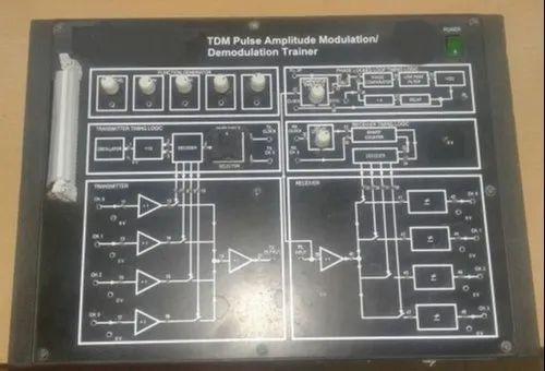 Digital Media Evaluation Educational Kit - Amplitude Shift Keying