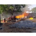 Asphalt Plant Coal Burner